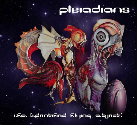 [DATCD007] Pleiadians - I.F.O. [I.dentified F.lying O.bject] DATCD007-500x500